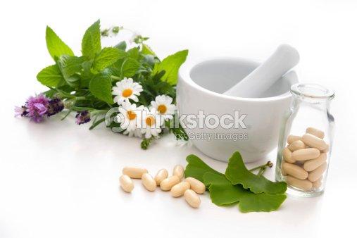 Alternative Medicine : Stock Photo
