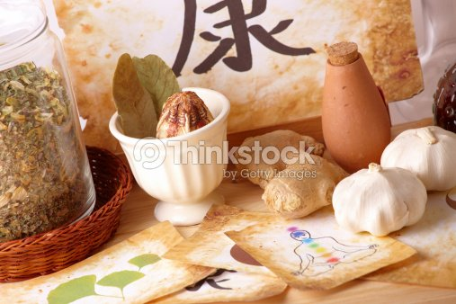 Alternative Therapy : Stock Photo