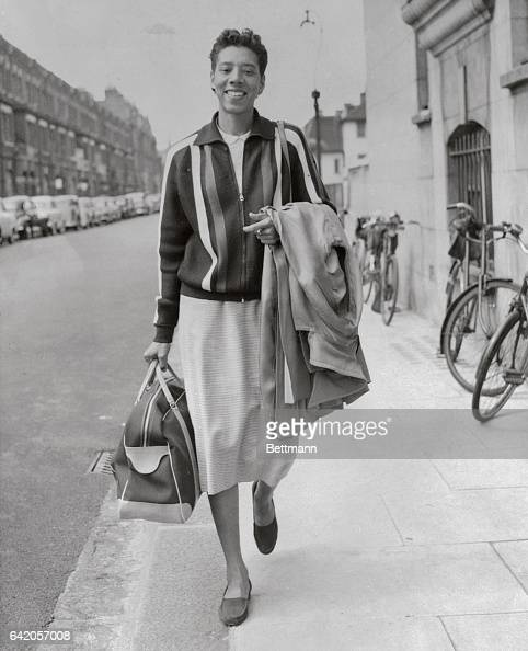 Althea Gibson American tennis player whose string of victories in England and on the continent have made her one of the favorites for a title at...