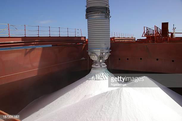 Alumina Shipping