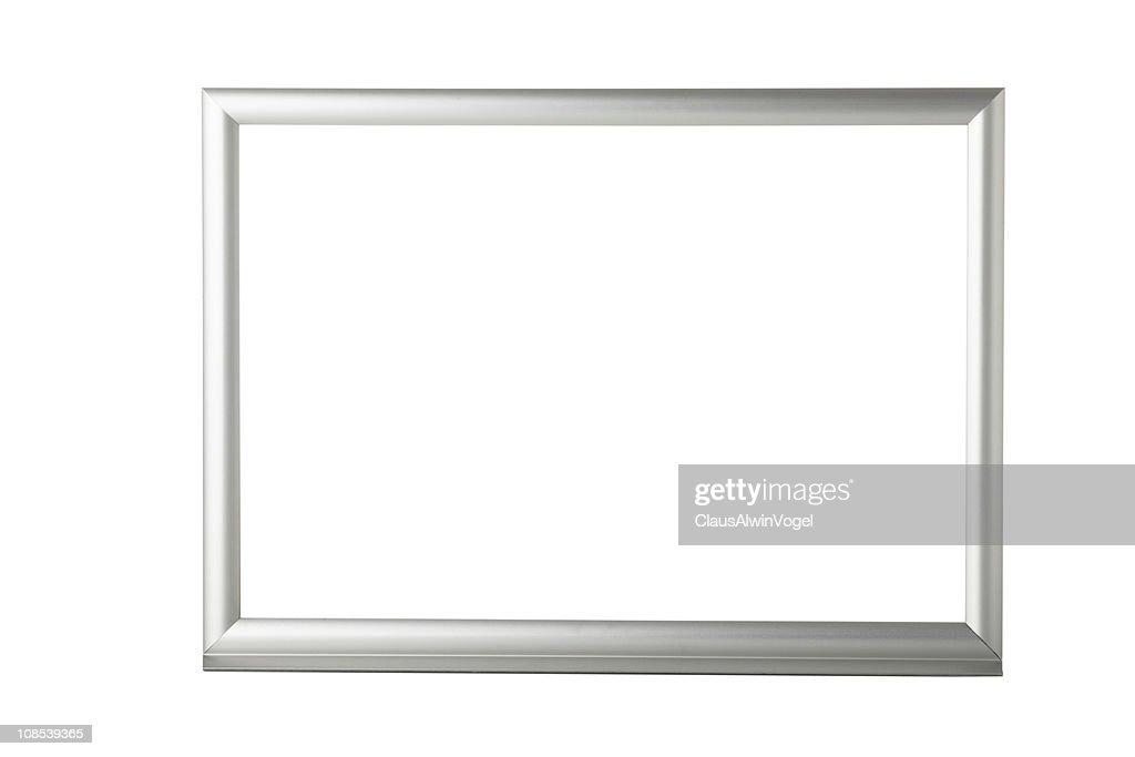 Aluminium  frame // CLIPPING PATH