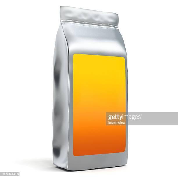 Aluminium-Folie Tasche-Package