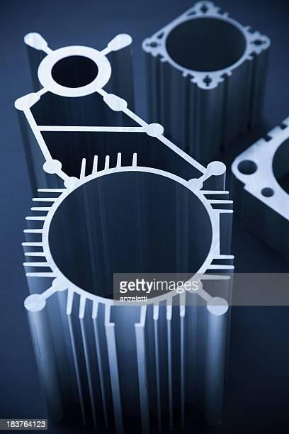 Aluminum profile systems