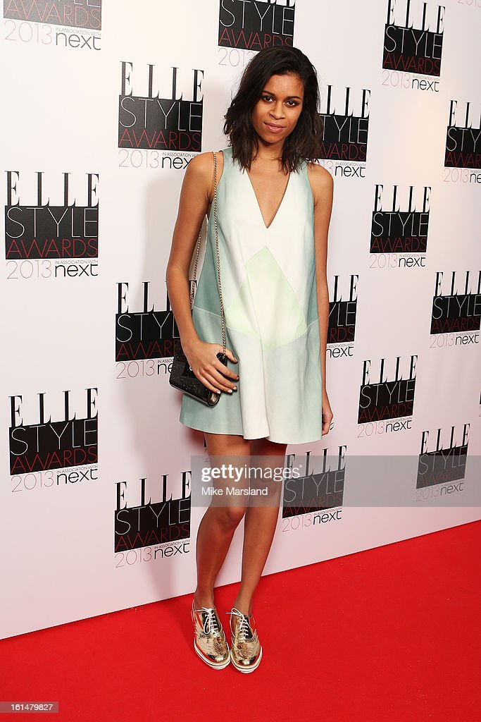 AlunaGeorge attends the Elle Style Awards 2013 at The Savoy Hotel on February 11, 2013 in London, England.