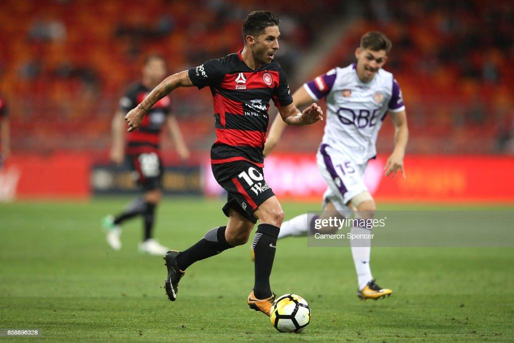 A-League Rd 1 - Western Sydney v Perth