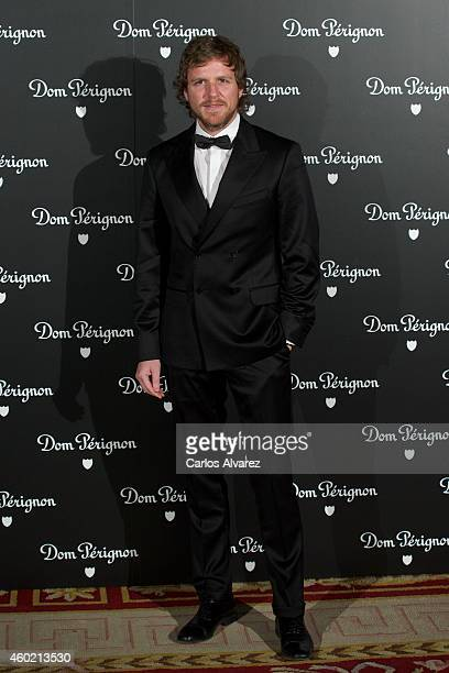 Alvaro de la Lama attends Dom Perignon party at the Duarte Palace on December 9 2014 in Madrid Spain