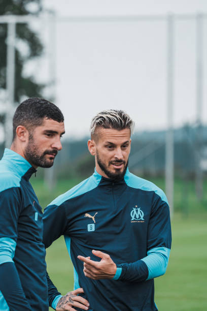 DEU: Olympique de Marseille Training Camp - Day 6
