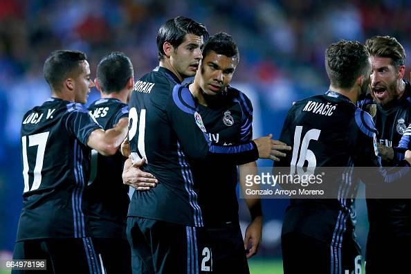 CD Leganes v Real Madrid CF - La Liga : News Photo