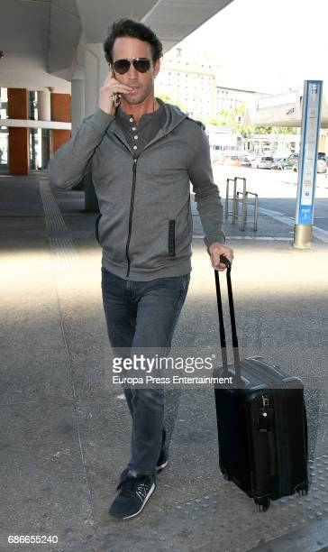Alvaro Muñoz Escassi is seen on May 19 2017 in Madrid Spain