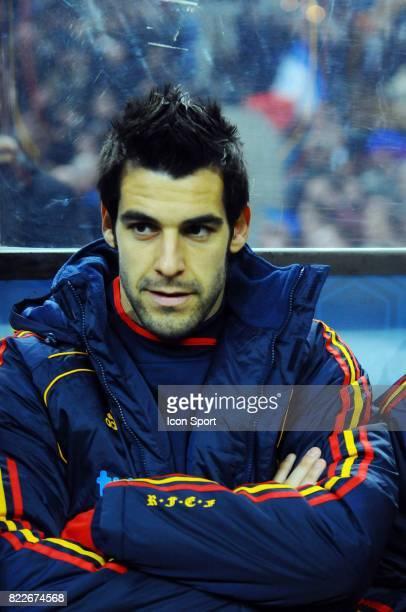 Alvaro NEGREDO France / Espagne Match amical Stade France Saint Denis Paris