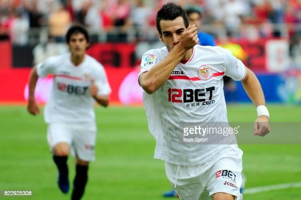 Alvaro Negredo Fc Seville / Atletico de Madrid 6eme journee de Liga