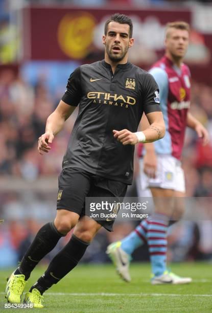 Alvaro Negredo Manchester City