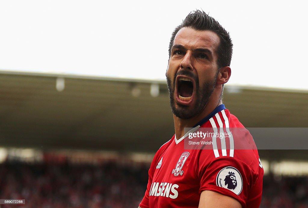 Middlesbrough v Stoke City - Premier League