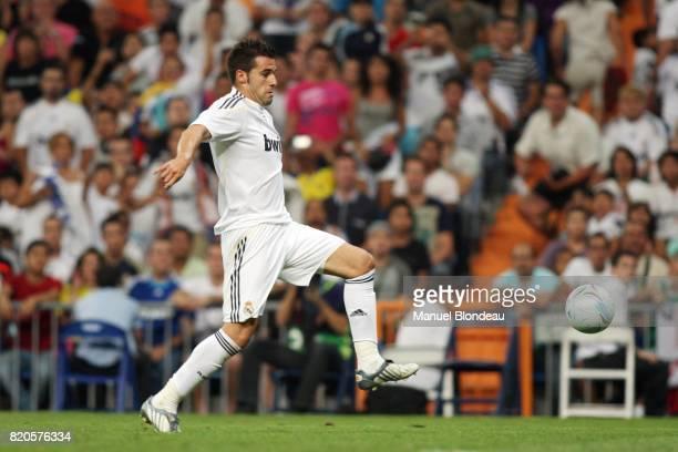 Alvaro NEGREDO Real Madrid / Liga De Quito Peace Cup 2009