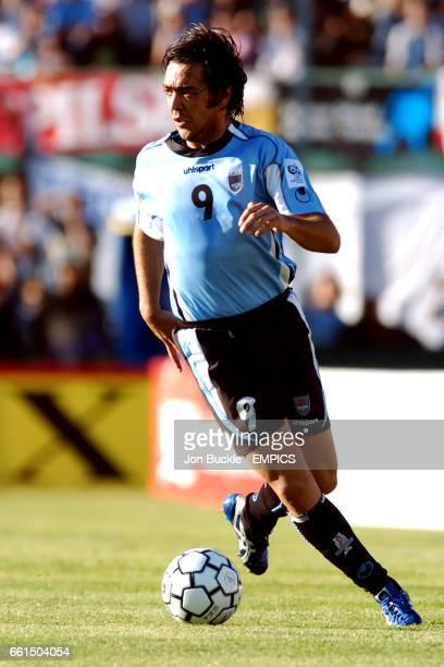 Alvaro Recoba Uruguay