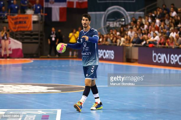Alvaro Ruiz Sanchez of Toulouse during Lidl Star Ligue match between Fenix Toulouse and Pays D'aix Universite Club on September 13 2017 in Toulouse...