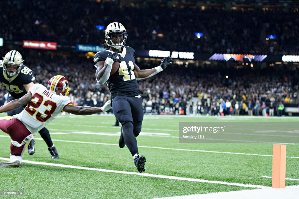 Washington Redskins vNew Orleans Saints