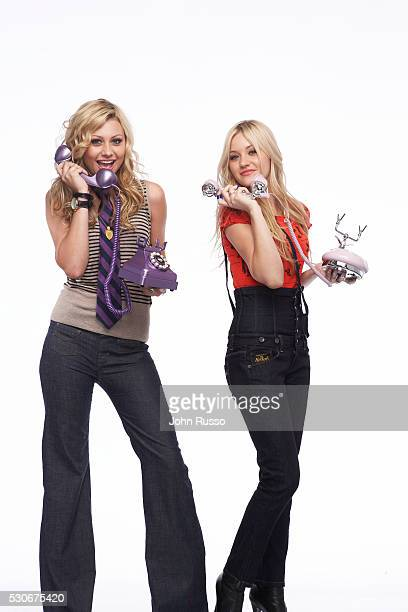 Aly and AJ Michalka