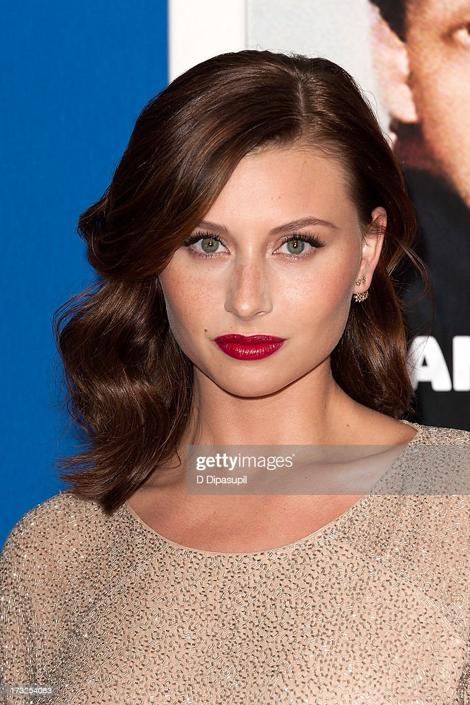 Aly Michalka attends the 'Grown Ups 2' New York Premiere at AMC Lincoln Square Theater on July 10, 2013 in New York City.