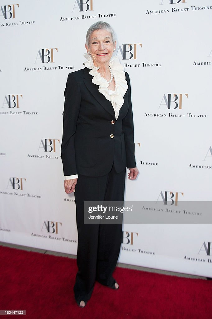 Alyce De Roulet Williamson arrives at the American Ballet Theatre's Annual Fundraiser 'Stars Under the Stars: An Evening in Los Angeles' at private residence on September 12, 2013 in Beverly Hills, California.