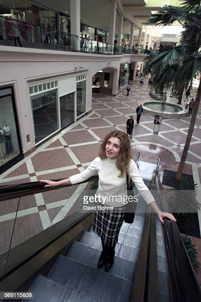 Alyona Kharchenko who operates an open air market in Russia is in the US to tour the most American of institutions – the shopping mall Here she tours...