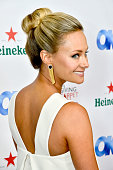 Alyshia Ochse attends OK TV Awards Party at Sofitel Hotel on August 21 2014 in Los Angeles California