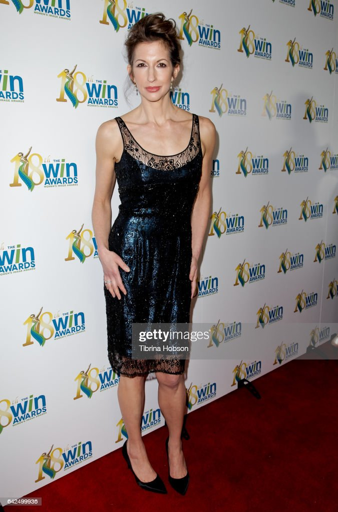 Alysia Reiner attends the 18th Annual Women's Image Awards at Skirball Cultural Center on February 17, 2017 in Los Angeles, California.