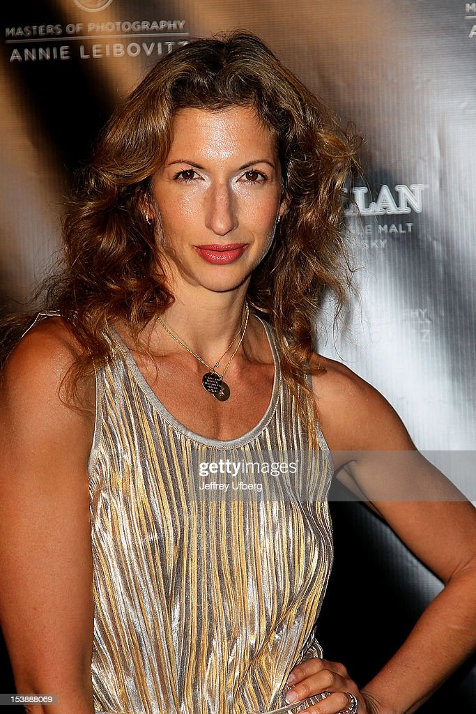 <a gi-track='captionPersonalityLinkClicked' href=/galleries/search?phrase=Alysia+Reiner&family=editorial&specificpeople=655685 ng-click='$event.stopPropagation()'>Alysia Reiner</a> attends The Macallan Masters Of Photography Series launch at The Bowery Hotel on October 10, 2012 in New York City.