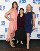Alysia Reiner Lisa Vinnecour and Piper Kerman attend the 2014 Annual Benefit by the Women's Prison Association at Loeb Central Park Boathouse on May...