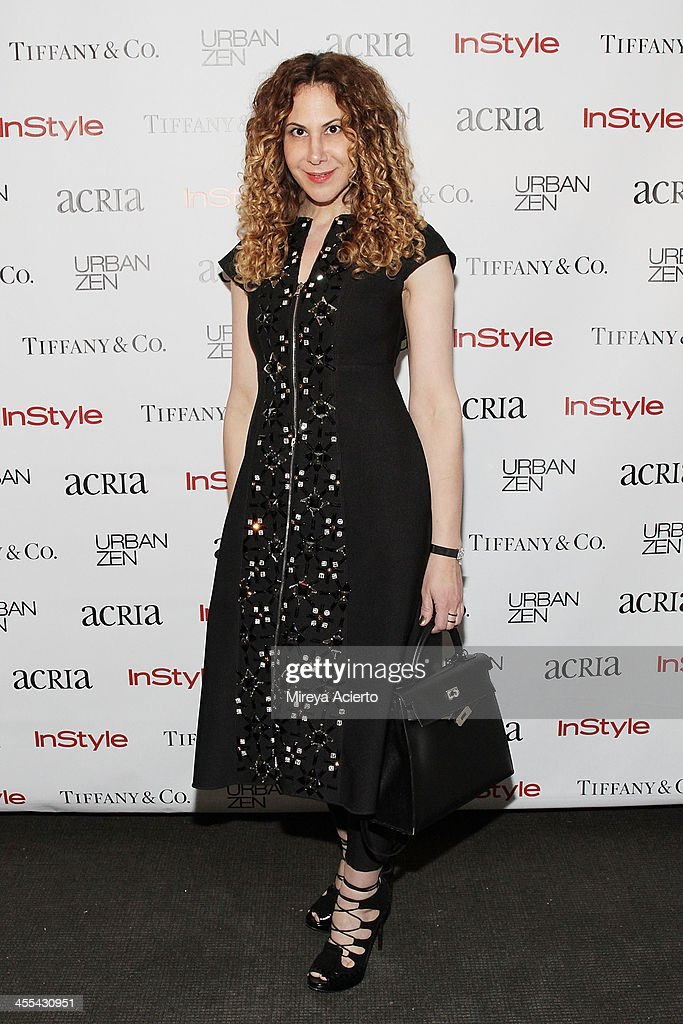 Alyson Cafiero attends the ACRIA annual holiday dinner benefiting AIDS research on December 11, 2013 in New York, United States.