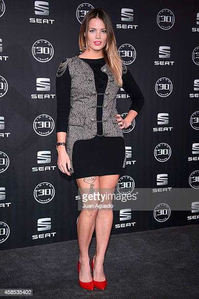 Alyson Eckmann attends the Seat Ibiza 30th Anniversary Party at COAM on November 6 2014 in Madrid Spain