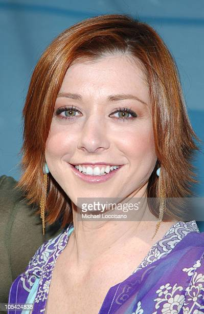 Alyson Hannigan Starring in 'How I Met Your Mother'