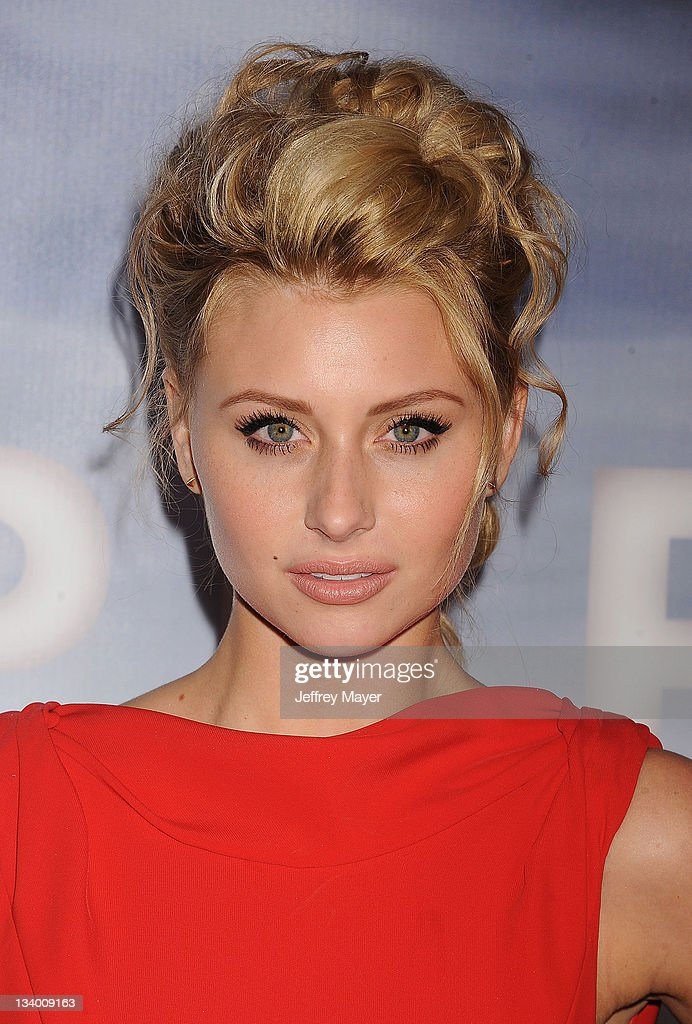Alyson Michalka arrives to Paramount Pictures' 'Super 8' Blu-ray and DVD release party at AMPAS Samuel Goldwyn Theater on November 22, 2011 in Beverly Hills, California.