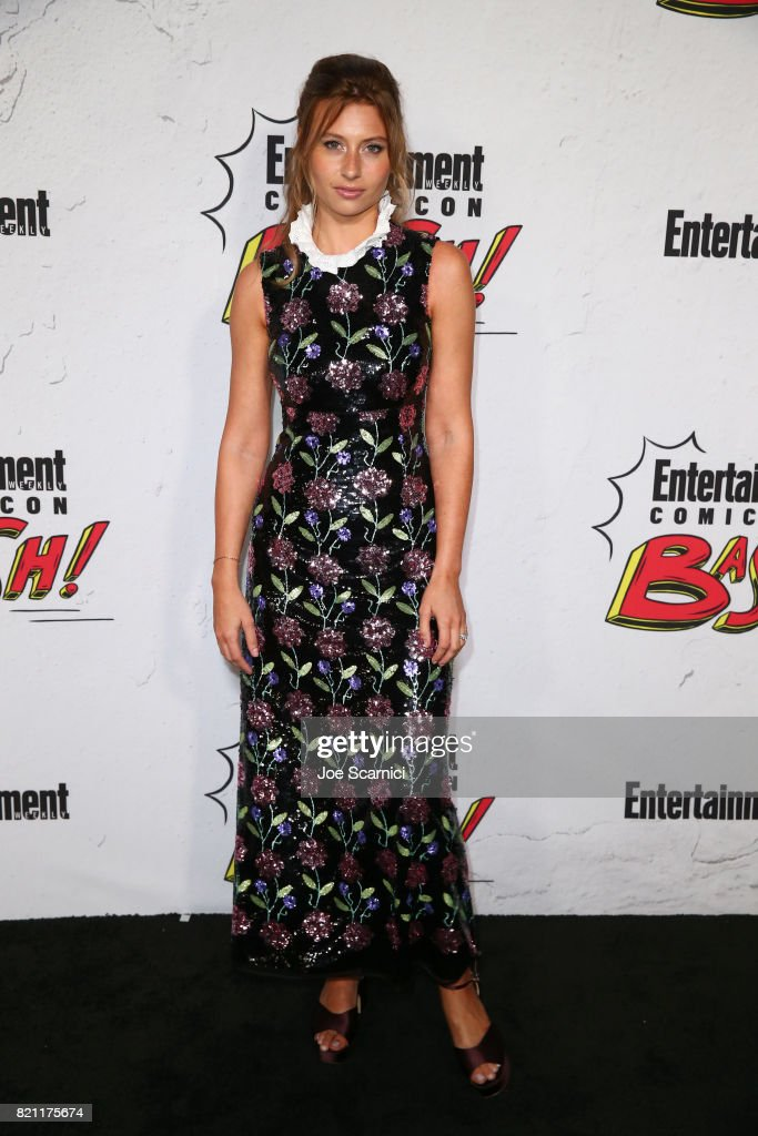 Alyson Michalka at Entertainment Weekly's annual Comic-Con party in celebration of Comic-Con 2017 at Float at Hard Rock Hotel San Diego on July 22, 2017 in San Diego, California.