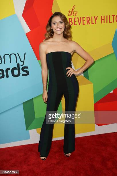 Alyson Stoner attends the 7th Annual 2017 Streamy Awards at The Beverly Hilton Hotel on September 26 2017 in Beverly Hills California