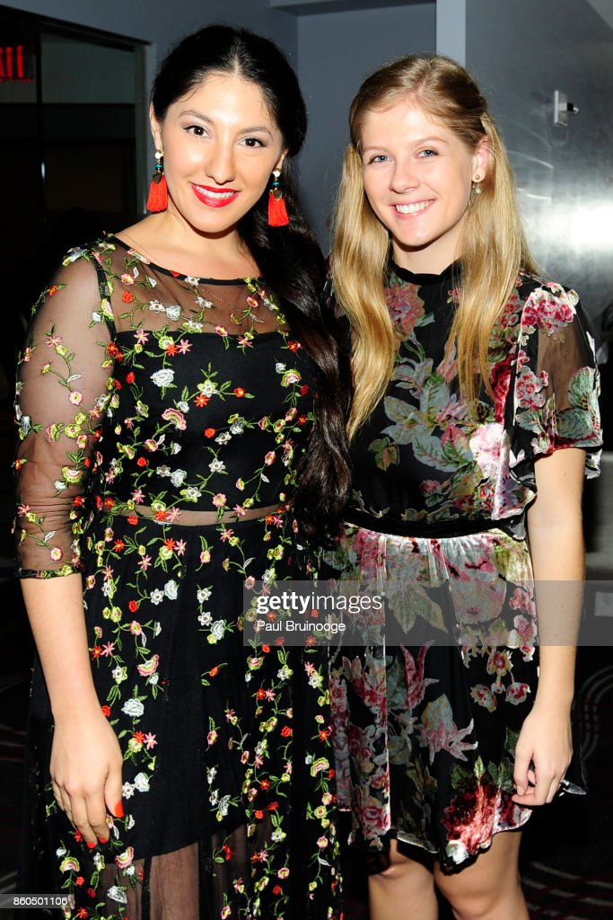 Alyssa Abrams and Holly Speck attend the Decoration and Design Building celebrates the 2017 winners of the DDB's 10th Anniversary of Stars of Design Awards at D&D Building on October 11, 2017 in New York City.