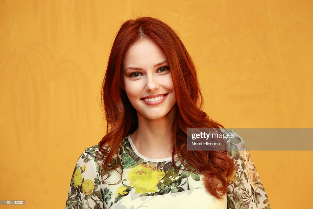 Alyssa Campanella attends Natalie Zfat's Brunch at Clement Restaurant in the Peninsula Hotel on July 20, 2014 in New York City.