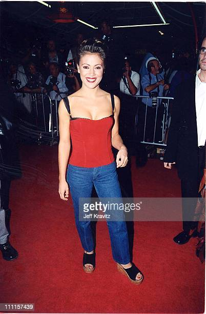 Alyssa Milano during 'Boogie Nights' Premiere in Los Angeles California United States