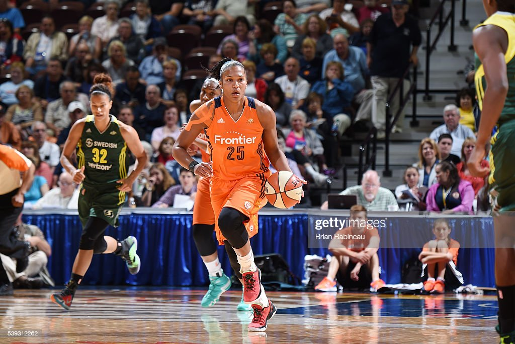 Seattle Storm v Connecticut Sun