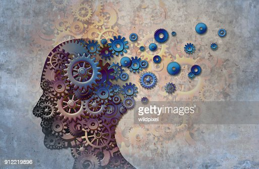Alzheimer's : Stock Photo