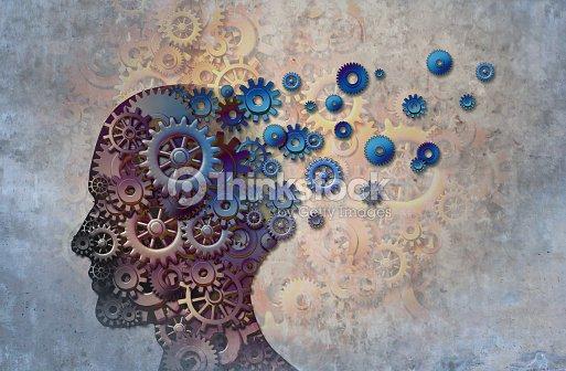 Alzheimer's : 스톡 사진