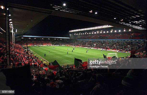 EM'96 STADIEN in ENGLAND LIVERPOOL ANFIELD ROAD STADION /EURO '96