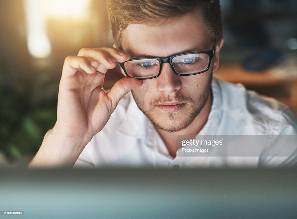 Am I seeing this right? : Stock Photo