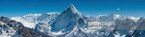 Ama Dablam 6812m iconic Himalaya mountain peak