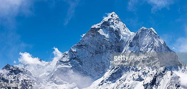 Berg Ama Dablam Himalaya-Gebirge