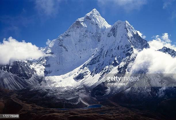 Berg Ama Dablam.  Nepal