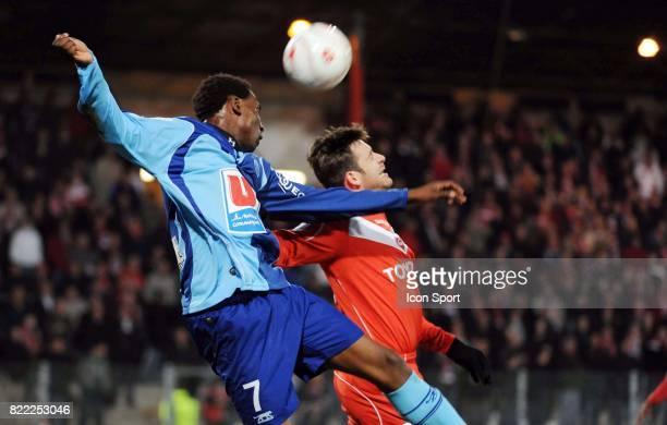 Amadou ALASSANE / Rafael SCHMITZ Valenciennes / Le Havre 28e journee Ligue 1