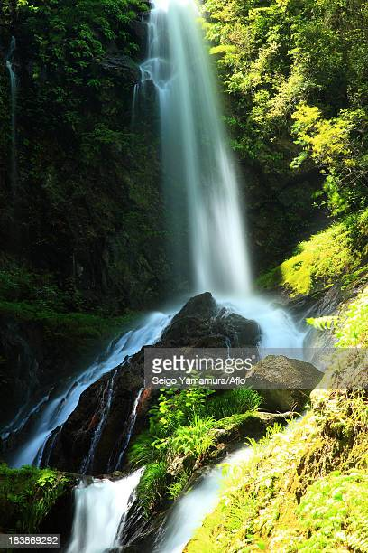 Amagoi waterfall, Tokushima Prefecture