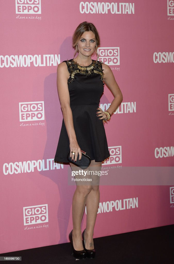 <a gi-track='captionPersonalityLinkClicked' href=/galleries/search?phrase=Amaia+Salamanca&family=editorial&specificpeople=5084489 ng-click='$event.stopPropagation()'>Amaia Salamanca</a> attends Cosmopolitan Fun Fearless Female Awards 2013 at the Ritz Hotel on October 22, 2013 in Madrid, Spain.