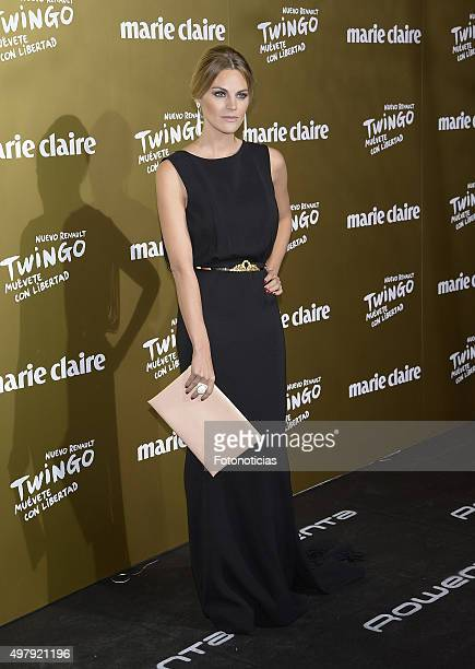 Amaia Salamanca attends the 2015 Marie Claire Prix de la Mode at Callao Cinema on November 19 2015 in Madrid Spain